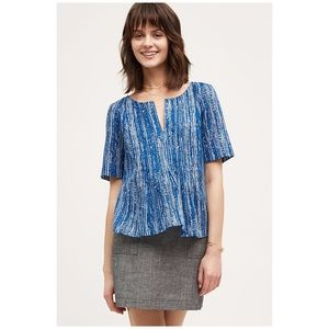 Anthropologie • Maeve Orchid Island Top